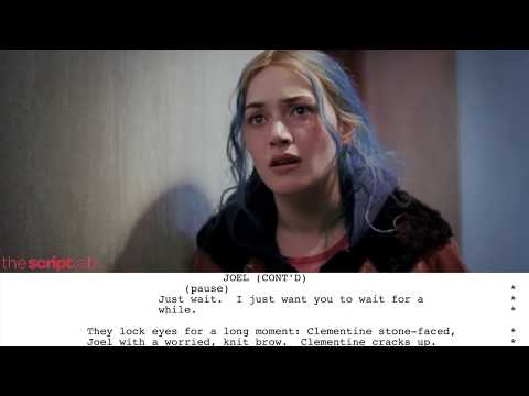 """Eternal Sunshine Of The Spotless Mind 