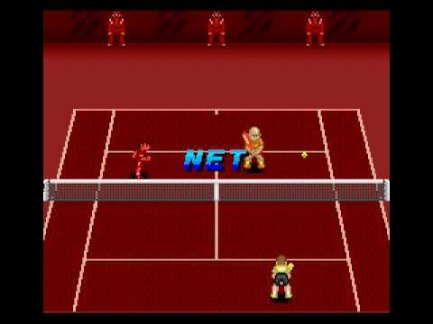 Super Tennis: Don J: Full Match 6/6