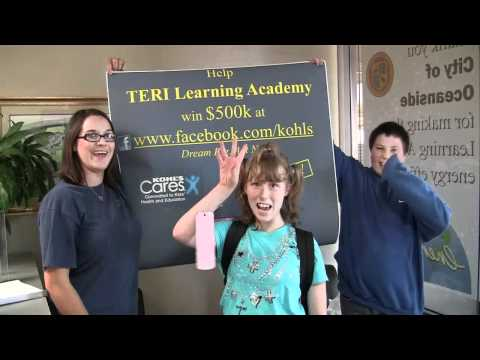 Kohl's Cares for TERI Learning Academy