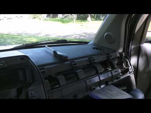 Honda Element Head Unit And Backup Camera Install Youtube