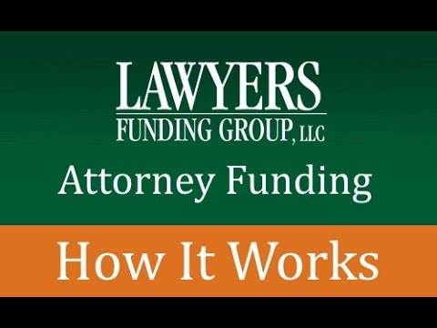 Funding for Attorneys