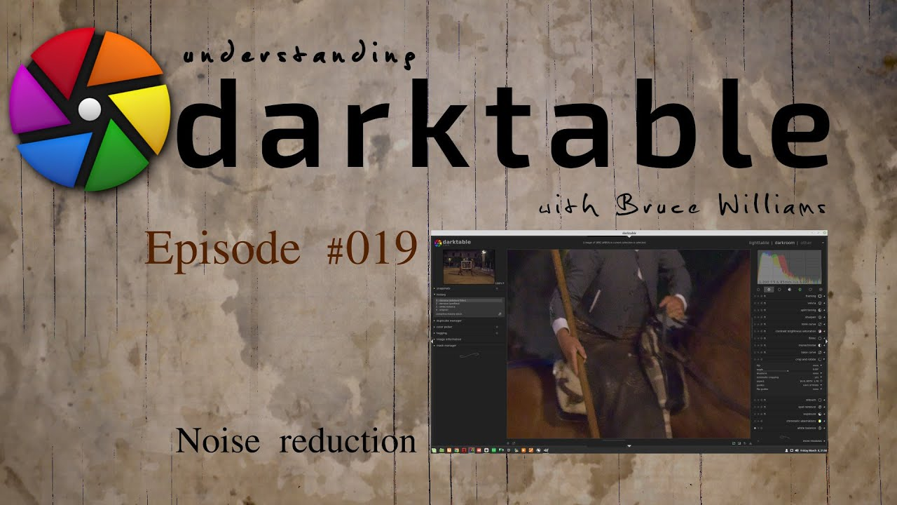 Noise reduction in Darktable - Tomas Sobek Photography