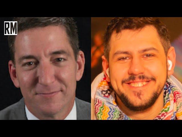 Glenn Greenwald & Richard Medhurst