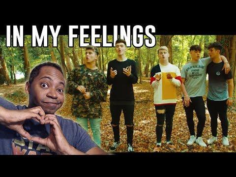 REACTION: Roadtrip - In My Feelings [cover Drake]