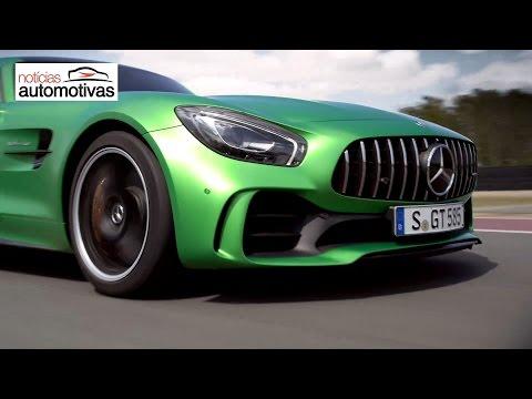 Mercedes AMG GT-R - NoticiasAutomotivas.com.br