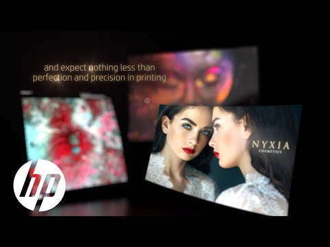 Introducing The HP DesignJet Z6 & Z9+ Printer Series