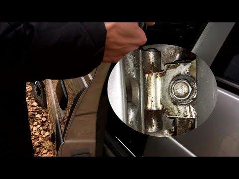 Вопрос: Как заменить дверь на своем автомобиле?