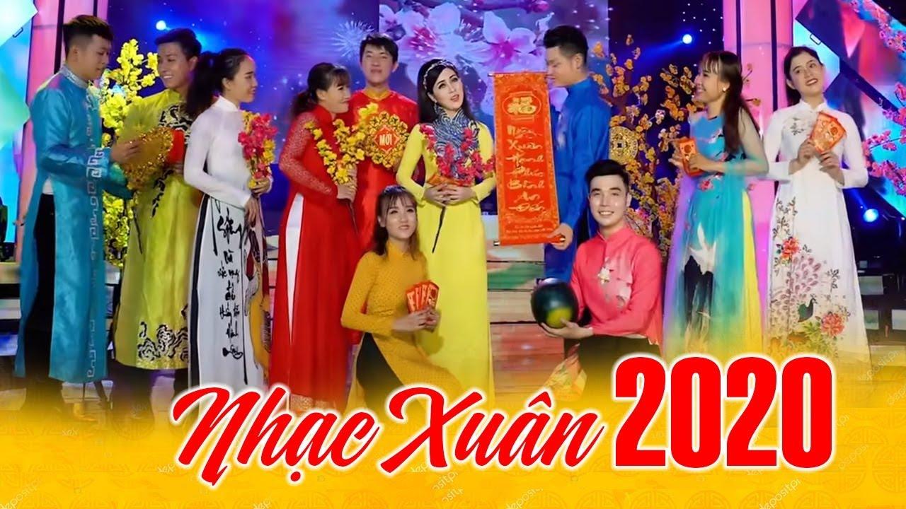 Nhạc Xuân 2020 Nghe Là Thấy Tết - Liên Khúc Xuân 2020 Đặc Biệt Hay - Nhạc Tết Chào Xuân Canh Tý 2020