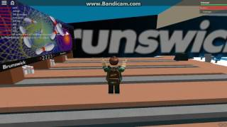 roblox bowling center how a brunswick gsx pinsetter work in roblox