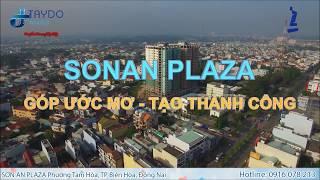 Căn hộ chung cư Sơn An Plaza Biên Hòa - Penthouse giá rẻ