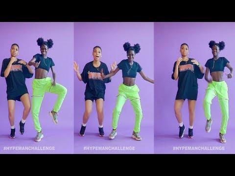 A-Star - Hypeman (Official Dance Routine Video) #HypemanChallenge