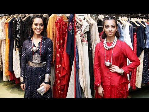 Radhika Apte and Sayani Gupta looks weirdly different at recent launch; Watch | Filmibeat