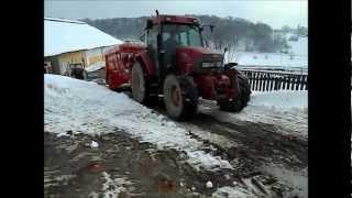 Zima 2013-nowa obora