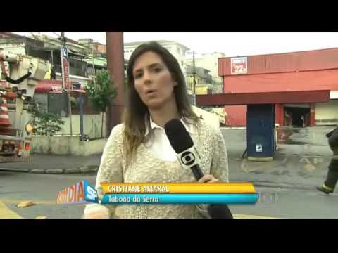 Incêndio em Taboão da Serra