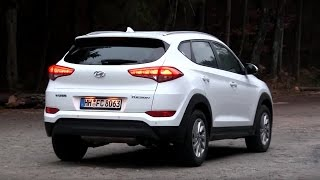 2015 Hyundai Tucson 1.7 CRDi (116 HP) Test Drive