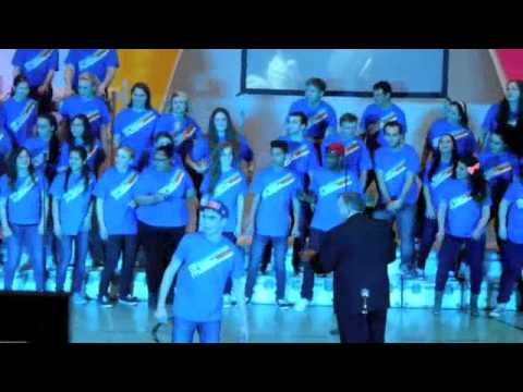 Young Americans Don't stop believing Vellmar 2013