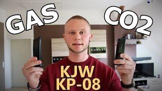 KJW KP08 Softair / Airsoft Gas / Co2 Test & Review GsP Airsoft german / deutsch