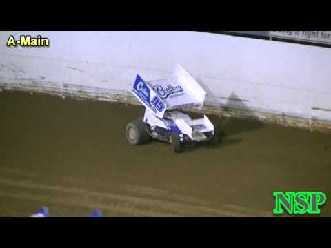 September 5, 2015 World of Outlaws A-Main Skagit Speedway