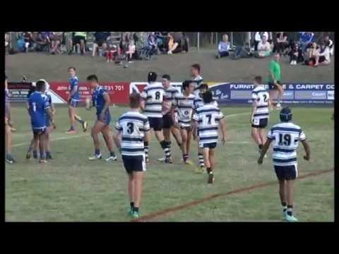 Gladstone Rugby League U/16 Grand Final 2014 Brothers vs. Valleys