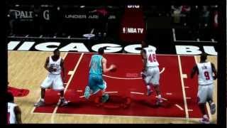 NBA 2K13 - Defense Contact Problems