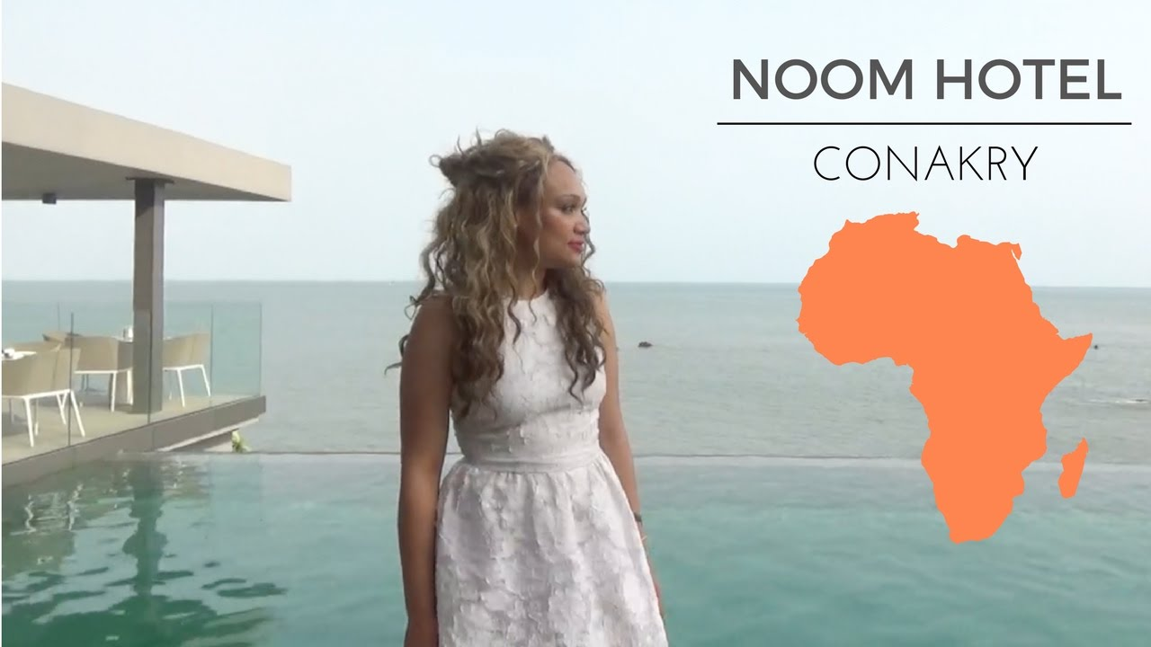 NOOM HOTEL CONAKRY by isabelle noack