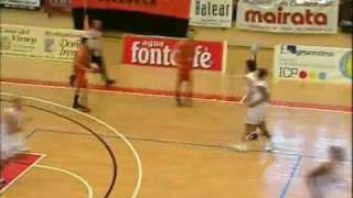 Bàsquet Mallorca 83 - 68 Vive Menorca