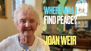 Where will I find peace by Joan Weir -  IDHM Service