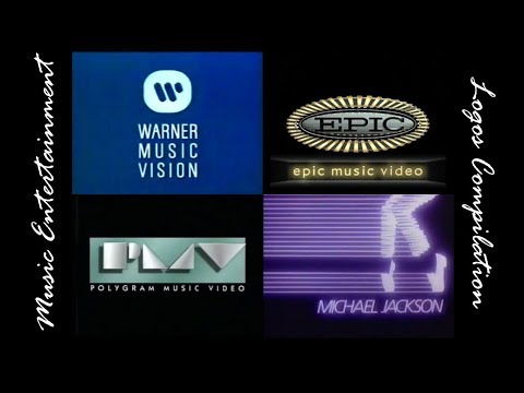 Music Entertainment Logos Compilation