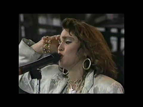 Madonna - Into The Groove (HQ UNEDITED - Live Aid 7/13/1985)
