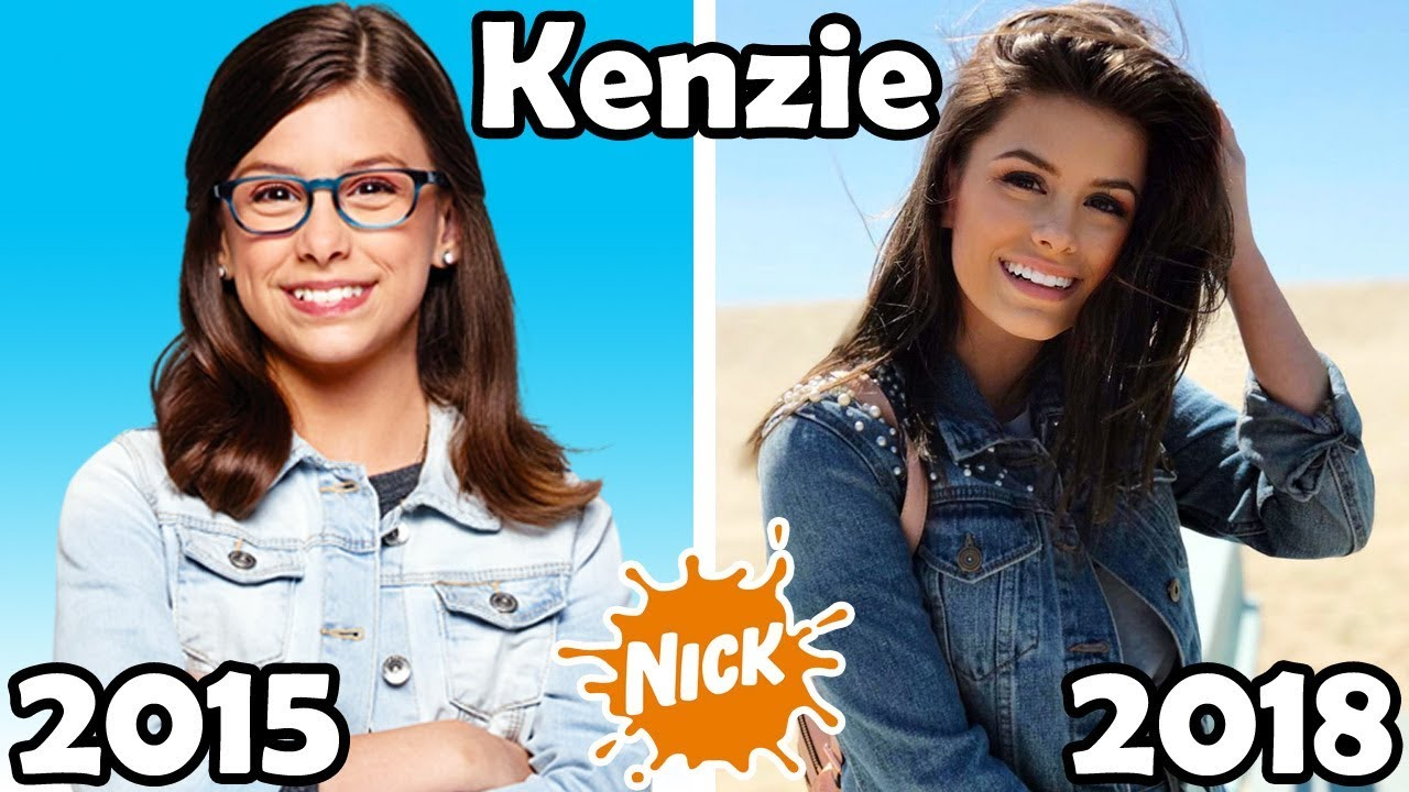 Download Nickelodeon Famous Girls Stars Before and After 2018 (Then and Now)