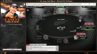 Стрим доброго дядьки! Покер MTT $5-$33!