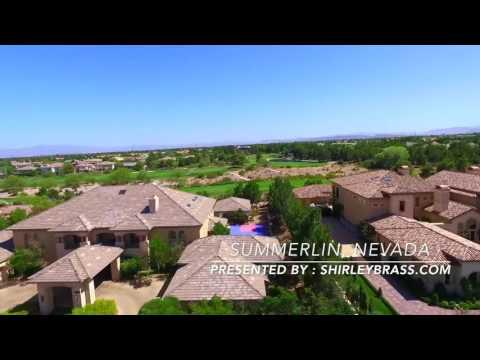 Top Luxury Summerlin Las Vegas Nevada Community Tour Real Estate