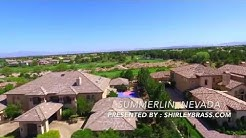 Top Luxury Summerlin Las Vegas Nevada Community Tour Real Estate