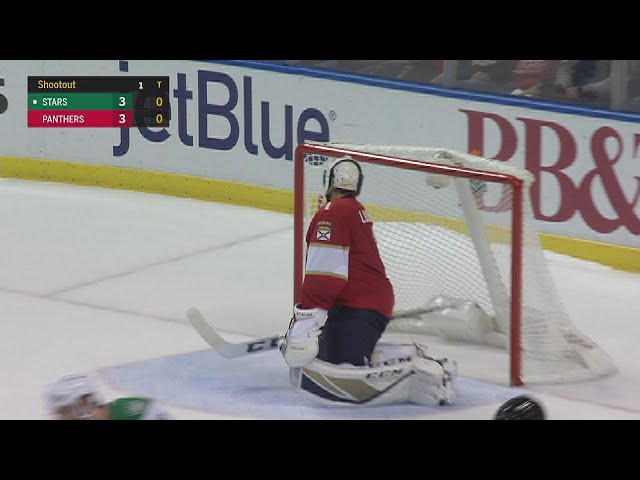 Trocheck scores SO winner for Panthers