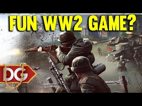 ACTUAL FUN WW2 GAME ?? - HEROES AND GENERALS