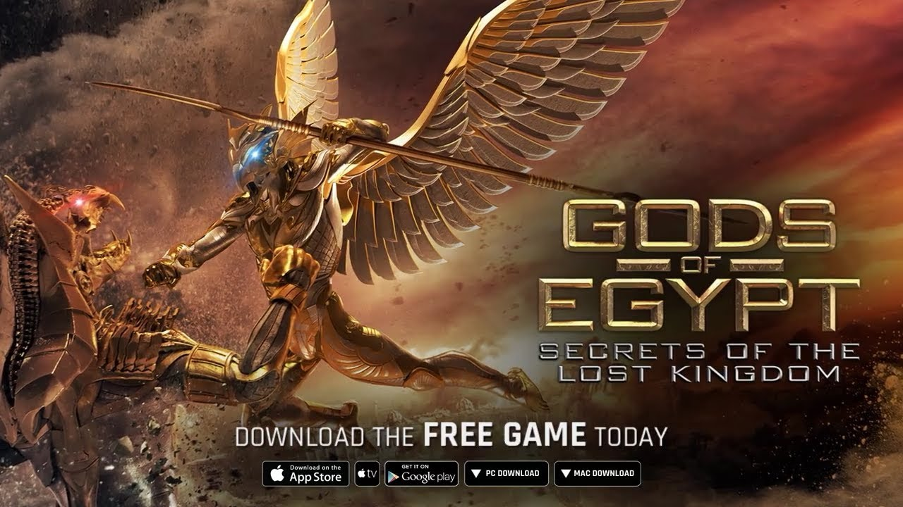 Download Gods of Egypt || gamplay 2018