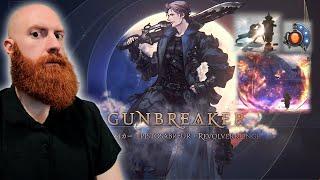 Download Xeno Analyzes the NEW Gunbreaker Abilities - Final Fantasy 14 Endwalker Gunbreaker First Impression