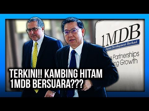 SIAPA PERCAYA KAMBING HITAM 1MDB?