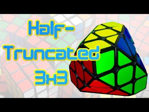 Half Truncated Cube | Part 2
