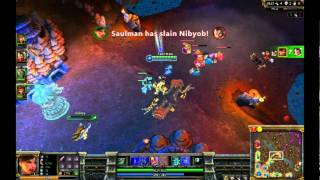 [1] League Of Legends w/ Saulman + Stotty - 'So much lag' -