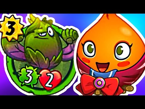 MUSCLE SPROUT PUZZLE CHALLENGE! - PVZ Heroes!