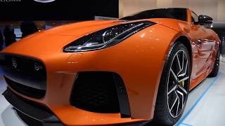 Best Super Cars Of 2017