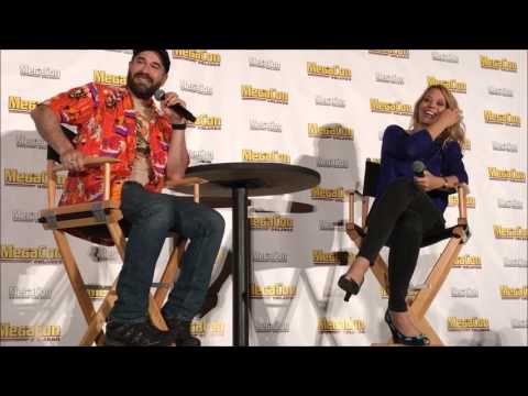 Jeri Ryan Full Q&A Panel at MegaCon 2017