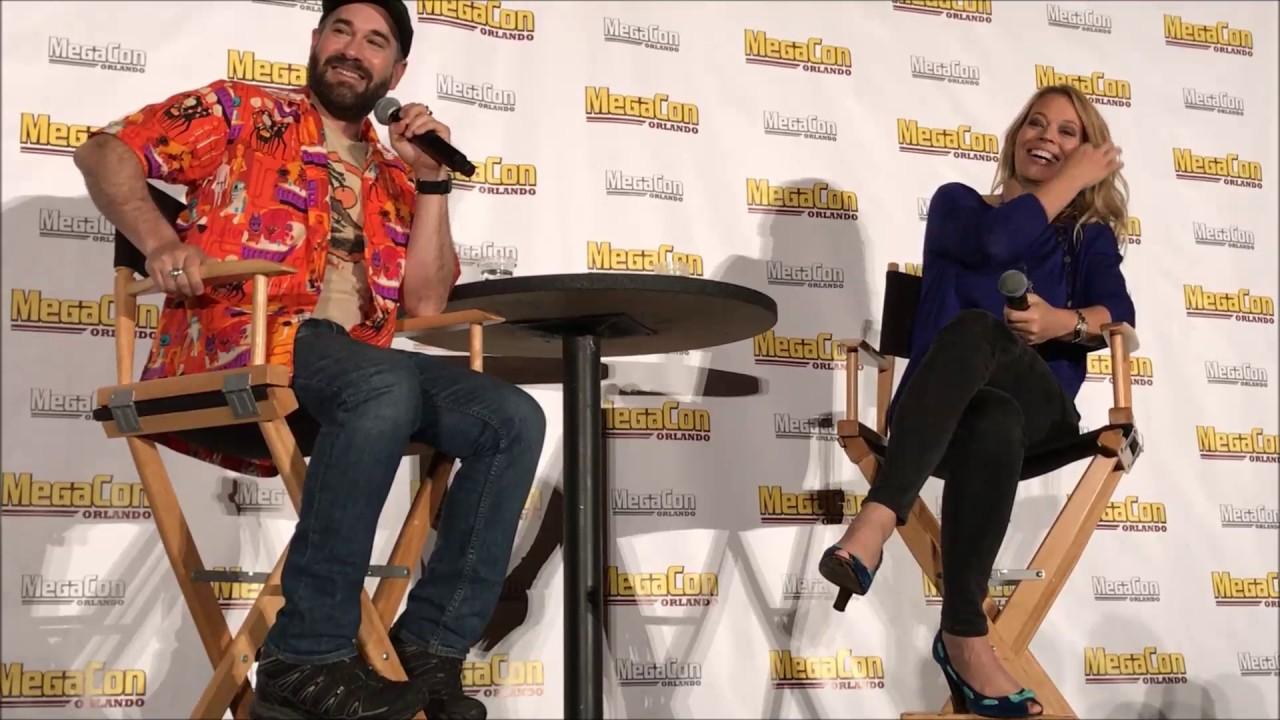 Download Jeri Ryan Full Q&A Panel at MegaCon 2017