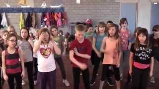 Dansweekend maart 2014 -- Dansgroep Adagio