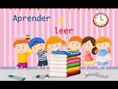 Como enseñar a leer a niños de preescolar. Método Doman