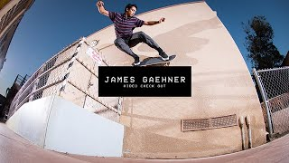 Video Check Out: James Gaehner | TransWorld SKATEboarding