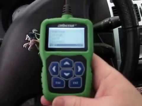 ObdStar Key programming and pin code reader tool -  Peugeot 307 2008