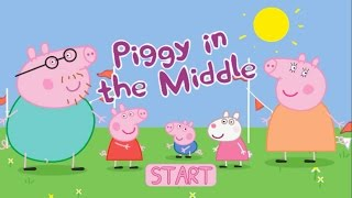 Peppa Pig Piggy in the Middle App