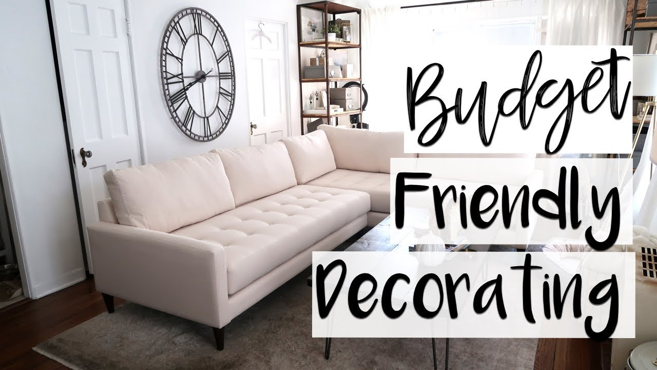 Little Couch For Bedroom Interior Design How To Make Your Home Look Expensive On A Budget